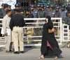 В Пакистана мужья как правило избивают своих жён