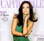Оливия Уайлд Olivia Wilde в журнале Capitol File. Фото Etoday.ru
