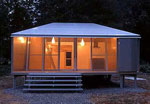 Дом из металла и дерева Toyo Ito