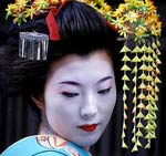 Япония конца XIX века в живых картинках