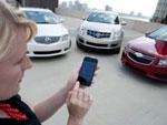 General Motors позволит управлять автомобилями по телефону