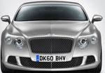 Суперкар Bentley Continental GT 2011