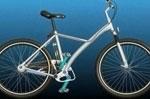 Изобрели велосипед без цепи