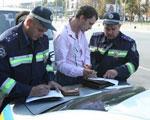 Работникам ГАИ разрешат отбирать руль у уставших водителей