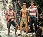 Лукбук American Eagle Outfitters, лето 2011
