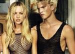 Кэндис Свейнпол Candice Swanepoel для VMan