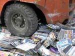 MasterCard заблокирует платежи за пиратские фильмы и музыку