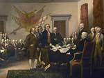 «Проголошення незалежності США» Джона Трамбулл