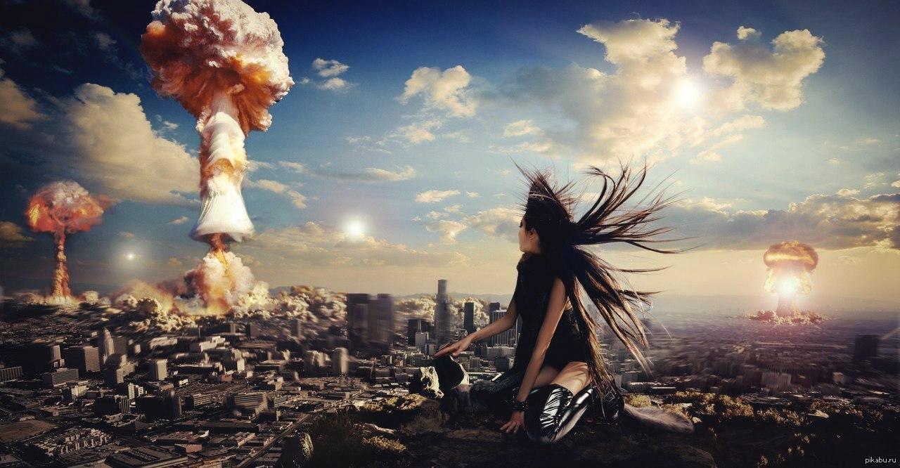 Была ли в древности ядерная война между землянами и инопланетянами?!