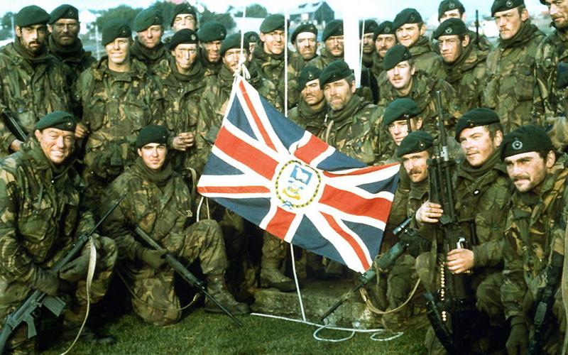 Как СССР помогал Аргентине во время Фолклендской войны против Британии