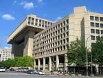 Здание ФБР. Фото с сайта fbi.gov