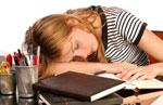 Уставший мозг спит по частям