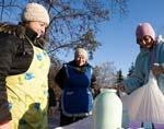Молочные продукты уберегают от рака желудка