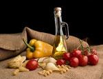 Средиземноморская диета защищает женщин от рака