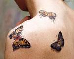 Ученые создали татуировки-датчики, которые будут следить за здоровьем людей
