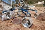 NASA запускає марсохід нового покоління