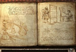 Обнаружен неизвестный манускрипт да Винчи