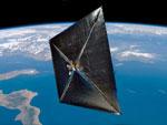NASA впервые запустило спутник со спутника