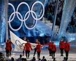 В Ванкувере закрылись Олимпийские игры