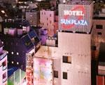 Ночной Токио глазами фотографа Sato Shintaro Сато Шинтаро