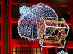Лондон готовится к Рождеству