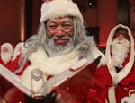 Съезд Санта Клаусов в Берлине