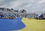 В Україні сьогодні відзначають День Соборності та Свободи
