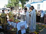 Именно на Преображение на Руси было принято освящать яблоки и другие фрукты нового урожая