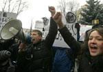 Студенты выйдут протестовать против платного образования
