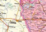 Западный Буг «съедает» Украину. Волынь ежегодно уменьшается на десятки квадратных километров