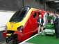 В Англии запущен биопоезд