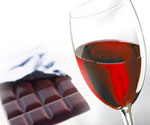 Раковые клетки уничтожает черный шоколад и вино