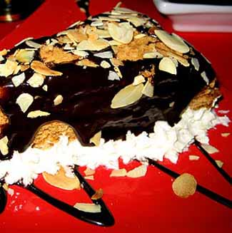Блюда японской кухни - десерты
