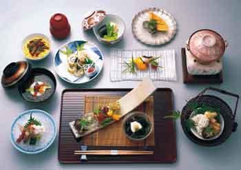 Чем можно заменить продукты японской кухни