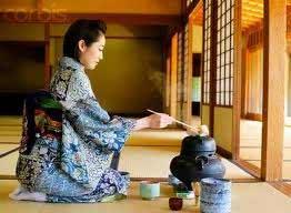 Искусства чаепития в Японии. Чайная церемония