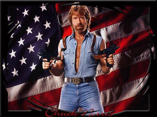 Чак Норрис хочет стать президентом Техаса