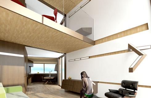 OKO House от Youmeheshe Architects