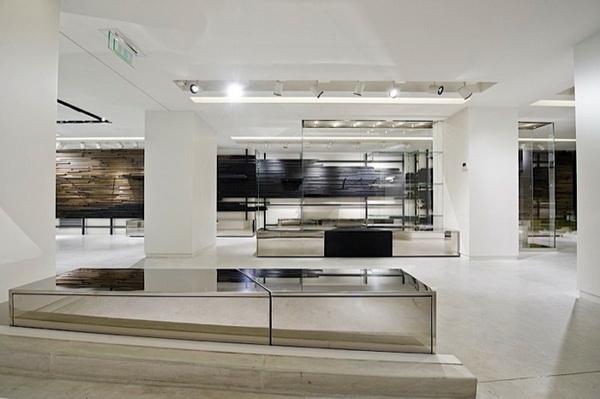 Новый магазин Marithй+Franзois Girbaud в Париже