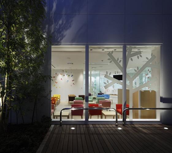 Дизайн банка Sugamo Shinkin