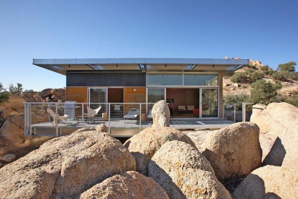 Вилла Blue Sky Home в Калифорнии