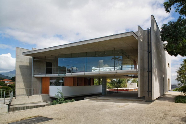 Вилла в Санта-Терезе Santa Teresa от SPBR Architects