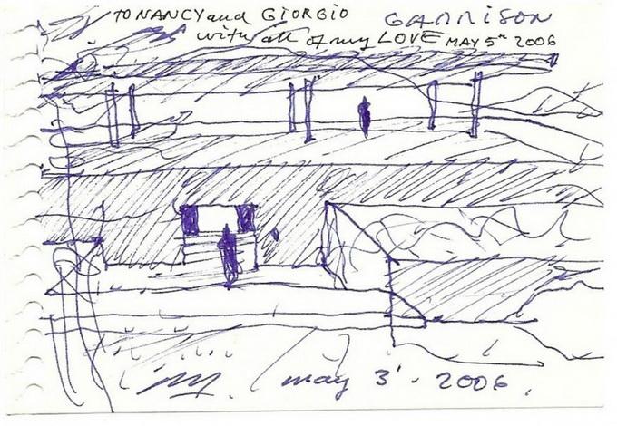 Прозрачный Olnick Spanu House