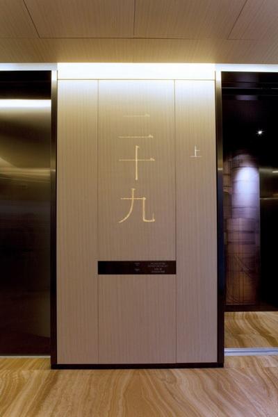 Отель East в Гонконге.