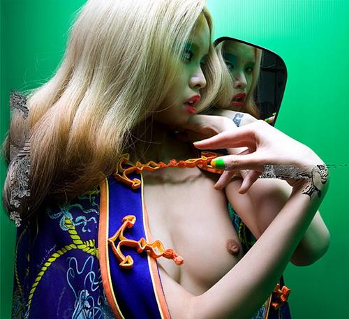 Японский фото-дуэт Zoren Gold и Minori - MI-ZO