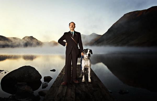 Новые работы английского фотографа Gary Salter