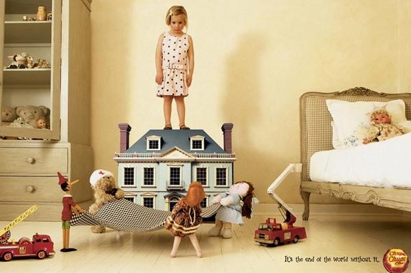 Рекламное фото от Клайв Старт Clive Stewart
