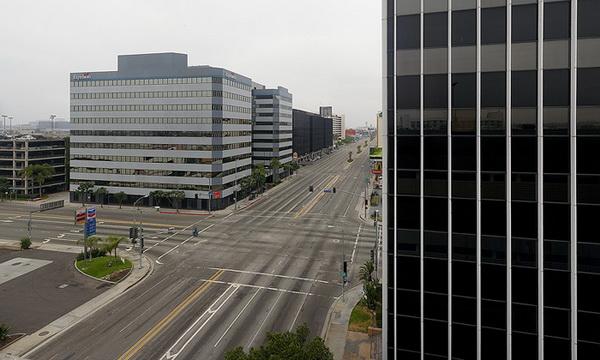 Необычный Лос-Анжелес