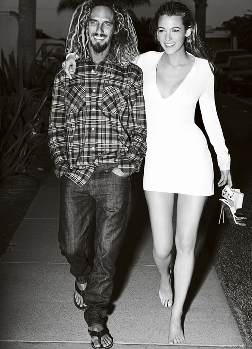 Фотосессия Блейк Лайвли Blake Lively для Vogue US