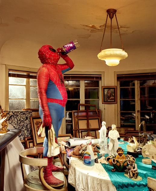Реальная жизнь супергероев