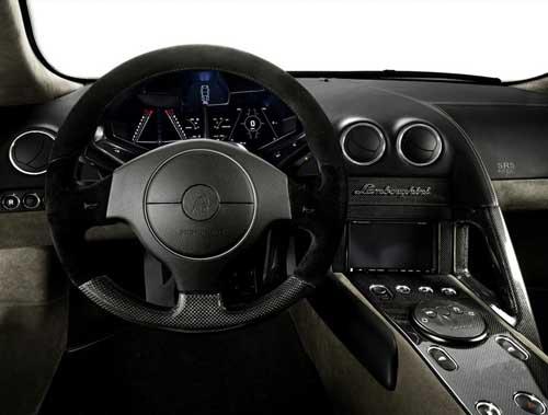 Lamborghini Reventon. Фото 21.